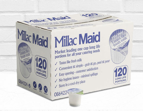 Millac Maid Milk Jiggers Best Coffee UK