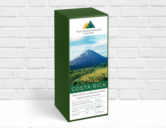 Mountain Range Costa Rica Filter Coffee