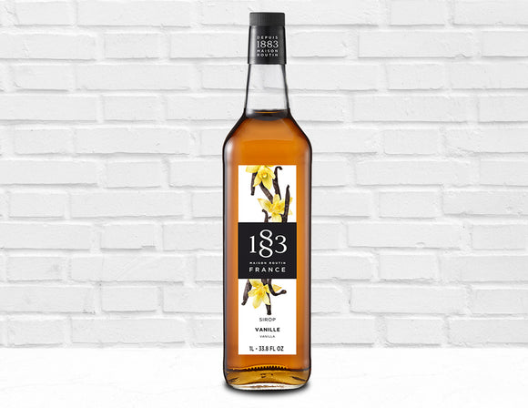 Routin 1883 Syrup Vanilla Best Coffee UK