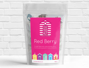 Your Tea Hut Red Berry Pyramid Tea Bags Best Coffee UK