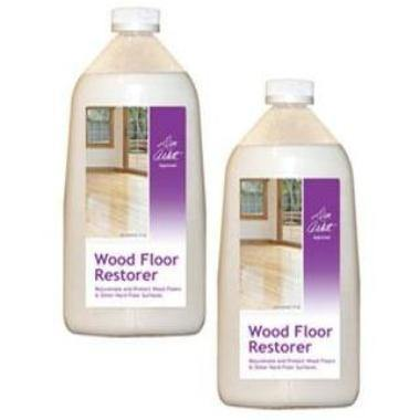 Wood Floor Restorer 2 Pack – Brings Back The Shine Of Your Hardwood Floors