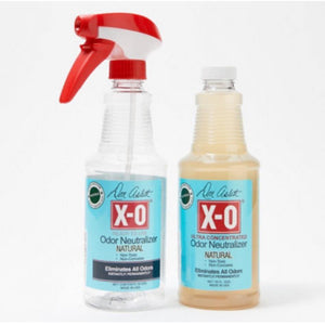 Supersize ULTRA Concentrated X-O Neutralizer w/ Spray Bottle - Don Aslett