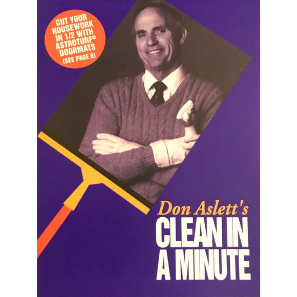 Clean In A Minute - Don Aslett