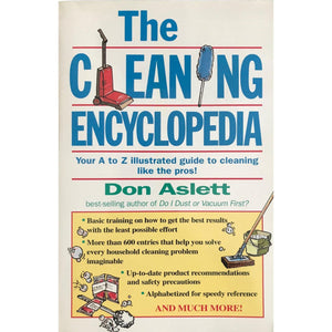 The Cleaning Encyclopedia - Don Aslett