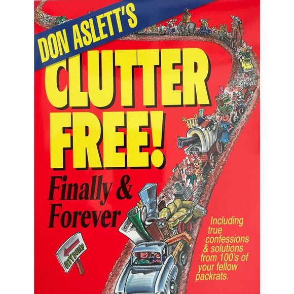 Clutter-Free! Finally & Forever