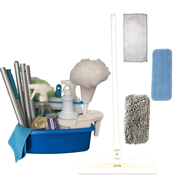 Starter Cleaning Kit With Mop