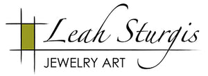 Leah Sturgis Jewelry Art
