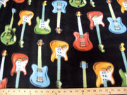 Guitars On Black Fleece 113