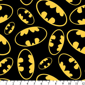 Premium Anti-Pill Batman Bat Symbols Fleece 231