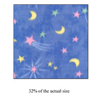 Anti-Pill Dreamy Night Fleece F659