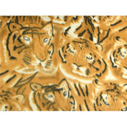 Gold Tiger Fleece F478
