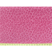 Pink Leopard Fleece F957