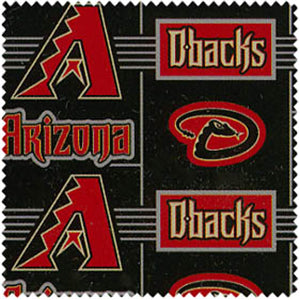 Anti-Pill Arizona Diamondbacks Fleece F349