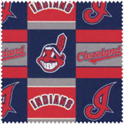 Anti-Pill Cleveland Indians Fleece F361
