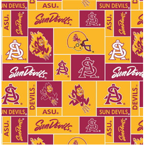 Premium Anti-Pill Arizona State University Fleece B418