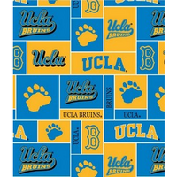 "Anti-Pill UCLA Fleece F257 ""LAST PIECE MEASURES 1 YARD 31 INCHES"""
