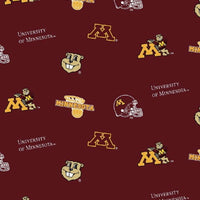 Premium Anti-Pill Minnesota University Fleece B455