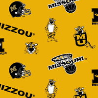 Premium Anti-Pill Missouri University Fleece B488