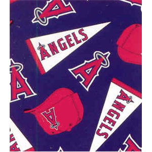 Anti-Pill Anaheim Angels Fleece F348