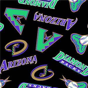 Anti-Pill Arizona Diamondbacks Fleece F350