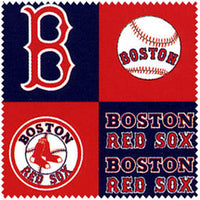 Anti-Pill Boston Redsox Fleece F355