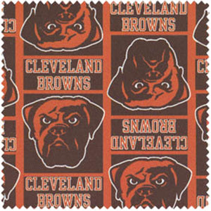 Anti-Pill Cleveland Browns Fleece F68