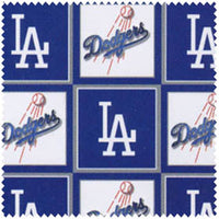Anti-Pill Los Angeles Dodgers Fleece F365