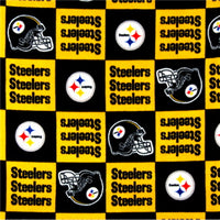 Anti-Pill Pittsburgh Steelers Fleece F91