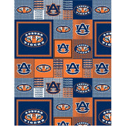 Premium Anti-Pill Auburn Tigers Fleece B657