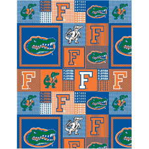 Premium Anti-Pill Florida Gators Fleece B661