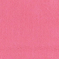 Bubble Gum Minky Spa Fleece