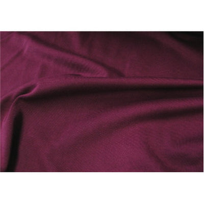 Burgundy Sweat Shirt Fleece