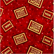 Anti-Pill High School Musical Fleece F476