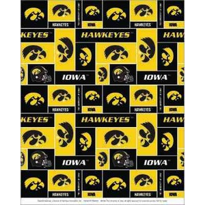 Premium Anti-Pill Iowa, University Of Fleece B343