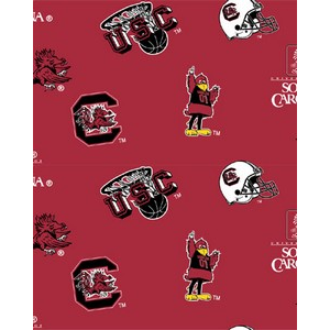 Anti-Pill South Carolina University Fleece F239