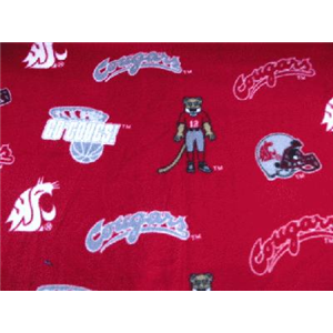 Anti-Pill Washington State University Fleece F269