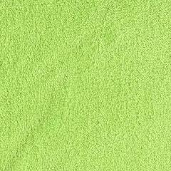 Dark Lime Minky Spa Fleece