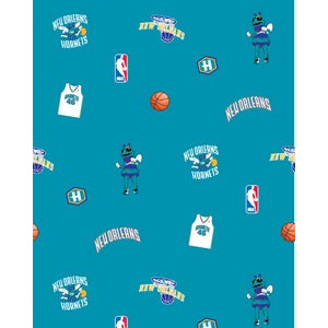 Anti-Pill New Orleans Hornets Fleece F315