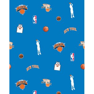 Anti-Pill New York Knicks Fleece F317