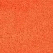 Orange Minky Spa Fleece