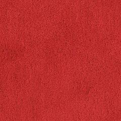 Red Minky Spa Fleece