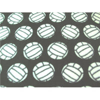 Anti-Pill Volleyballs Dark Green Fleece F26