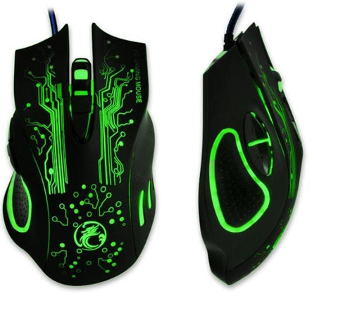 Platinum Professional Gaming Mouse