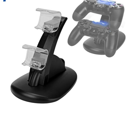 Dual USB Charge Dock For Sony Playstation 4