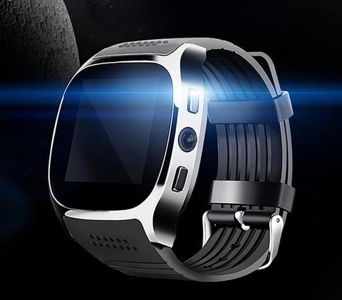 Platinum Smart Watch- Sports Addition