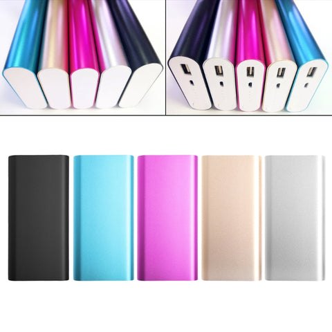 Colorful Luxury Power Banks