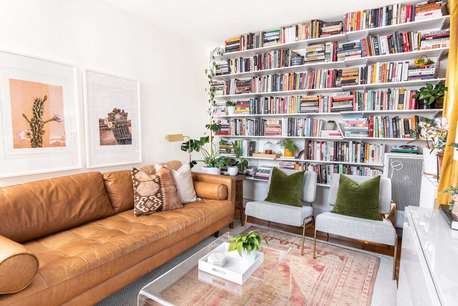 How To Decorate White Walls