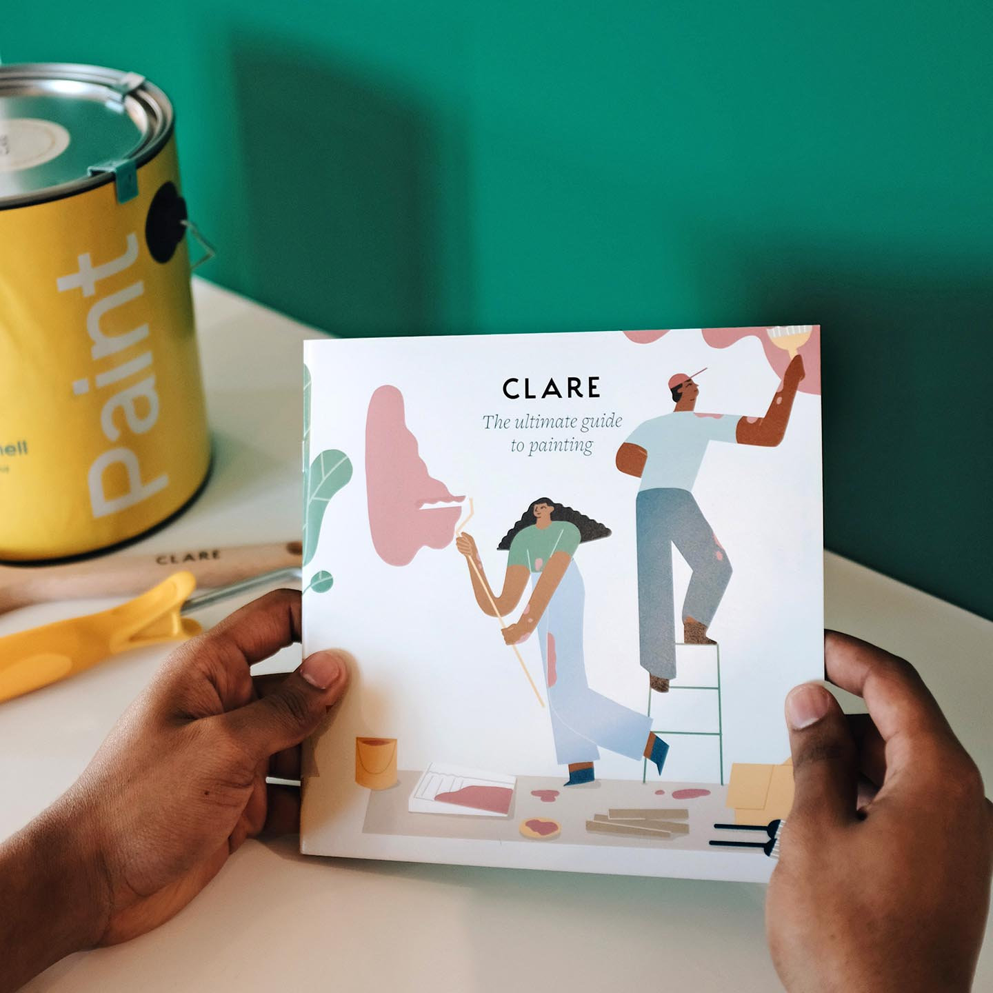 Check out our ultimate guide to buying paint online! At Clare, we make it simple to buy paint online, here's your ultimate guide to getting the most out of the process: