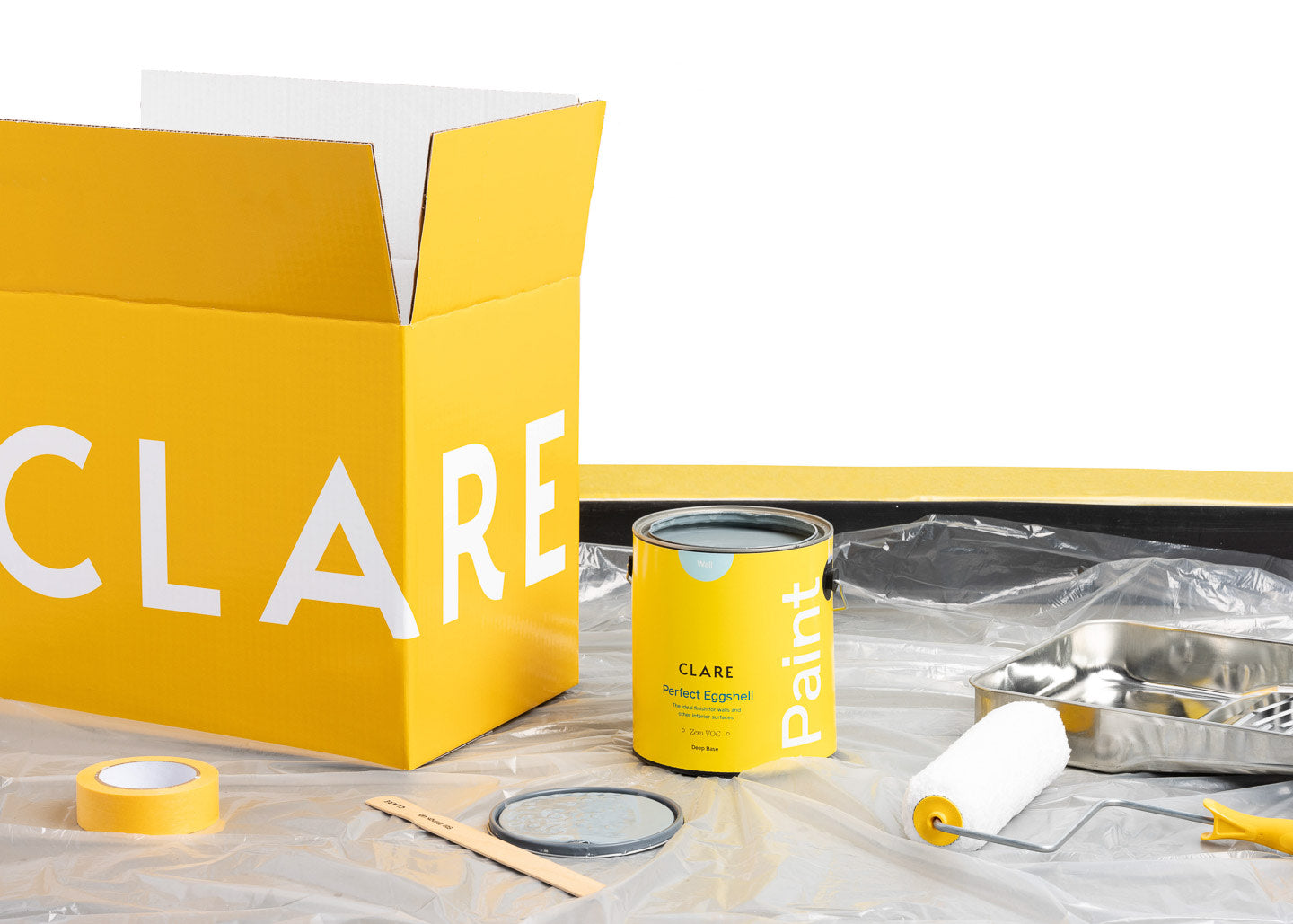 If you're looking to order paint online, here's our ultimate guide! Learn what to expect, how to buy high-quality paint supplies, how much paint you'll need, and more!