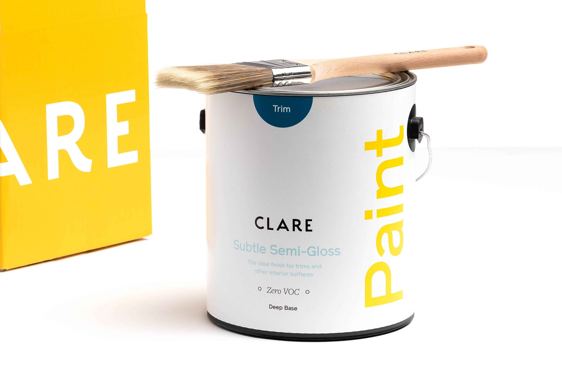 We have everything you need to paint trim like a pro. Read the best tips and advice on painting trim at Clare.com.